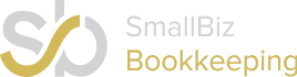 SmallBiz Bookeeping Logo